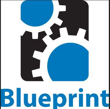 Blueprint education logo hope high school online an award blueprint education logo malvernweather Images