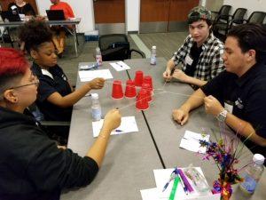 Arizona online high school students learn agile