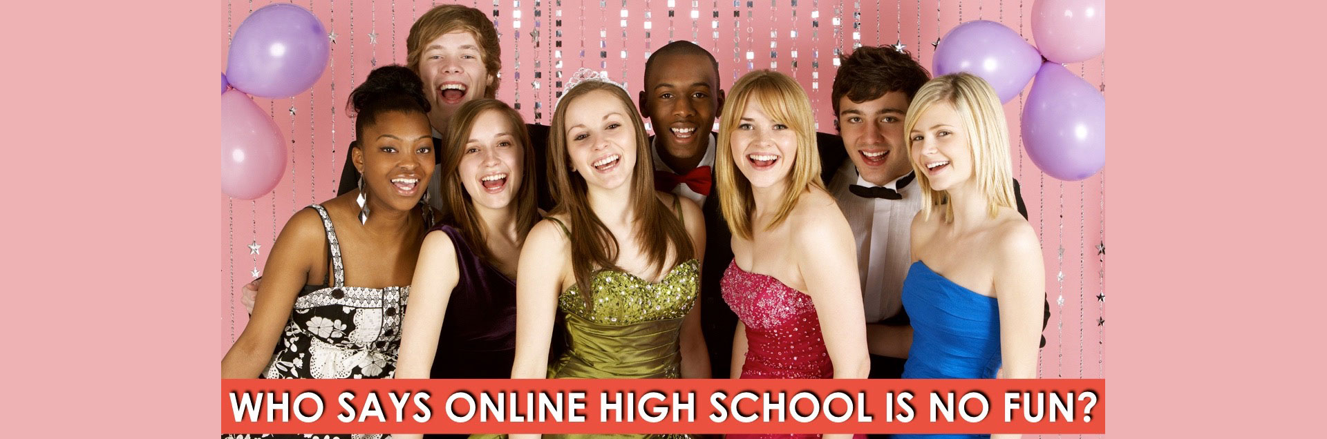 students at free online high school in Arizona