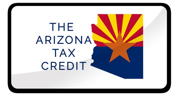 The Arizona Tax Credit Button